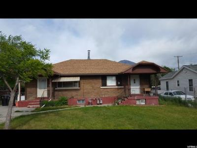 Provo Multi Family Home For Sale: 70 N 1100 W #1 &