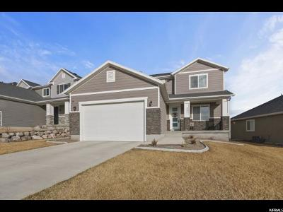 Eagle Mountain Single Family Home For Sale: 7541 N Evans Ranch Dr