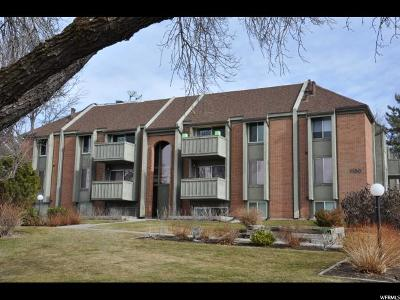 Salt Lake City Condo For Sale: 1160 S Foothill Dr E #231