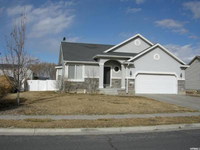 Clinton Single Family Home For Sale: 2626 W 1360 N