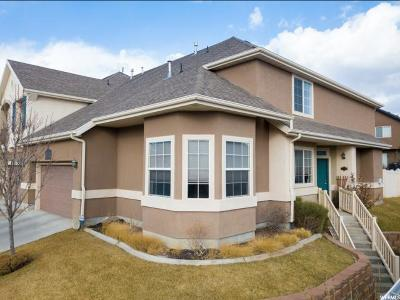 Lehi Townhouse For Sale: 3168 N Provence Ln #11