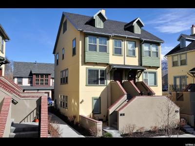 Kaysville Townhouse For Sale: 420 N Main St #27