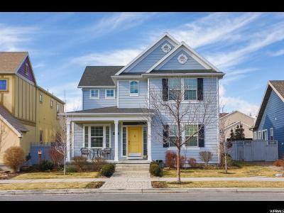South Jordan Single Family Home For Sale: 10726 Indigo Sky Way