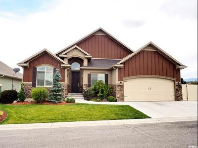 South Jordan Single Family Home For Sale: 3759 W Autmn Wind Way