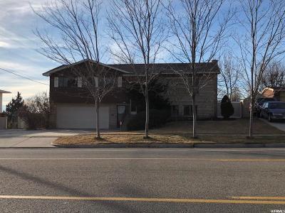 American Fork Single Family Home For Sale: 811 N 100 E