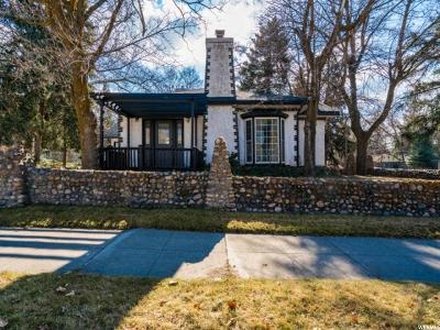 Ogden Single Family Home For Sale: 2402 S Custer E