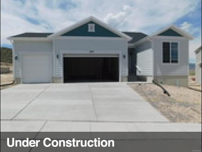 Eagle Mountain Single Family Home For Sale: 7573 Timber Country Rd #425