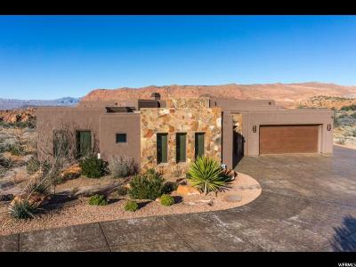 St. George Single Family Home For Sale: 4683 N Petroglyph Dr