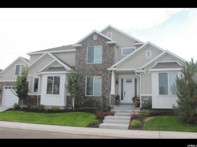 South Jordan Single Family Home For Sale: 3813 W Tottori Dune Dr S