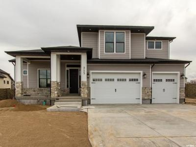 South Jordan Single Family Home For Sale: 2173 W Taylor View Dr S