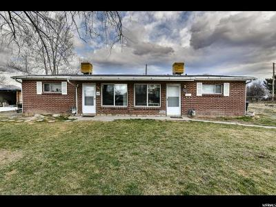 Multi Family Home Sold: 4361 S Rose Garden Ln
