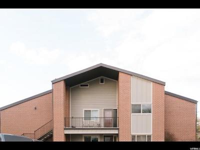 Salt Lake City Condo For Sale: 1121 E Brickyard Rd S #1804