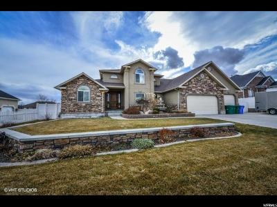 Riverton Single Family Home For Sale: 3765 W 12280 S