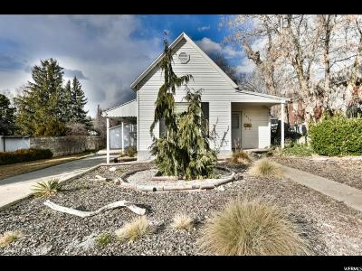 Ogden Single Family Home For Sale: 1050 Doxey St