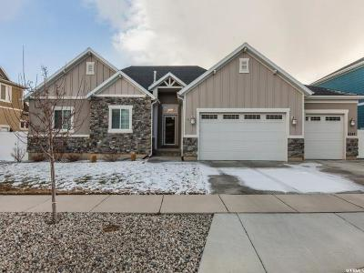 West Jordan Single Family Home For Sale: 6547 W 7735 S