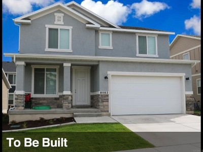 Spanish Fork Single Family Home For Sale: 1256 W 300 S #5