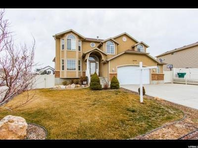 Weber County Single Family Home For Sale: 2570 W 4050 S