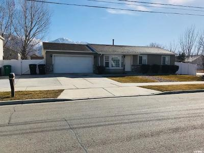 Provo Single Family Home For Sale: 407 S 2470 St W