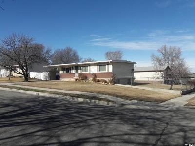 Taylorsville Single Family Home For Sale: 2794 W Sweet Bazil St N