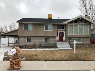 Provo Single Family Home For Sale: 235 N 2420 W