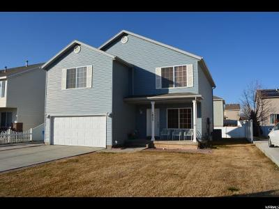 Spanish Fork Single Family Home For Sale: 1032 W 350 S