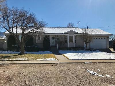 Single Family Home For Sale: 265 W 300 S