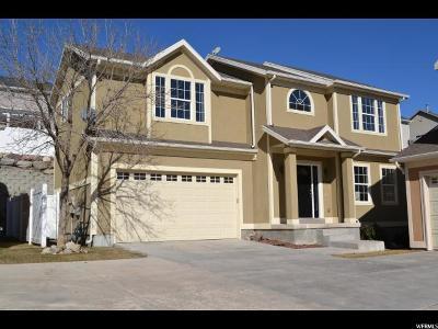 West Jordan Single Family Home For Sale: 6756 W Grevillea Ln S