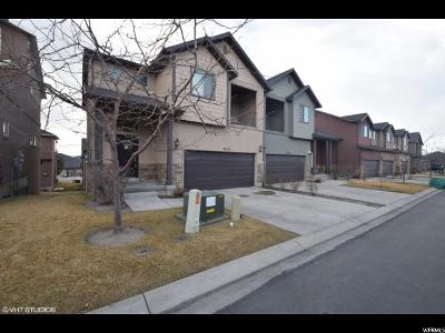 Utah County Townhouse For Sale: 2635 N Elm Dr