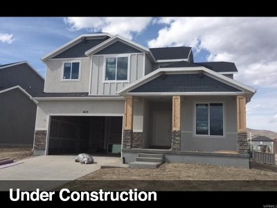 Eagle Mountain Single Family Home For Sale: 4113 E St. Andrews Dr