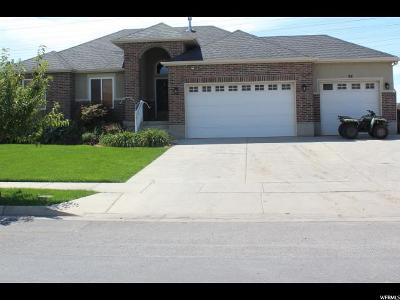 Kaysville Single Family Home For Sale: 38 S Wellington W