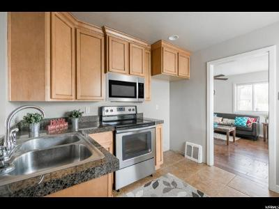 Salt Lake City UT Single Family Home For Sale: $330,000