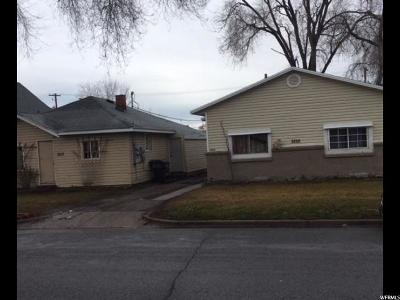 Ogden UT Multi Family Home For Sale: $225,000