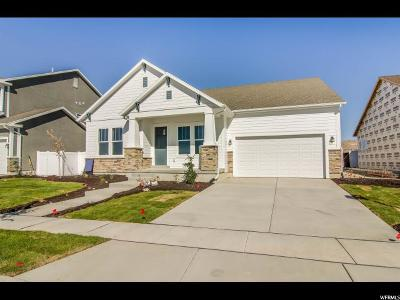 Utah County Single Family Home For Sale: 3326 W 2450 N