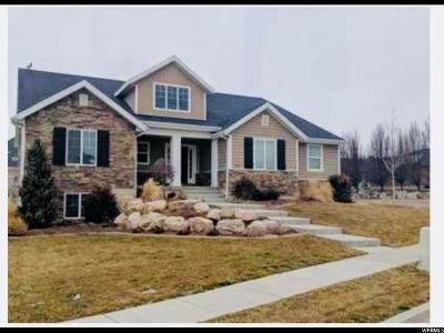 Kaysville Single Family Home For Sale: 41 E Boynton Rd #NORT