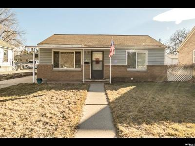 Springville Single Family Home For Sale: 446 E Center St