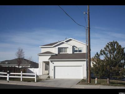 Salt Lake County Single Family Home For Sale: 8928 W 3500 S