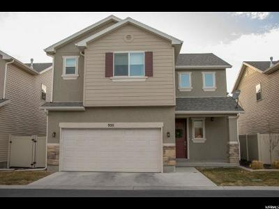 Davis County Single Family Home For Sale: 950 W Stonehaven Dr #151