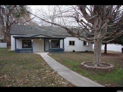 Utah County Single Family Home For Sale: 165 S 200 E