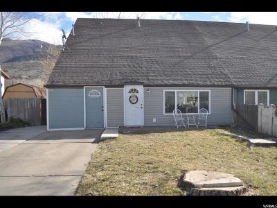 Davis County Single Family Home For Sale: 1435 S 50 W