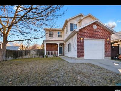 Provo Single Family Home For Sale: 478 N 2150 W