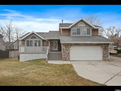 Sandy Single Family Home For Sale: 11722 S Oak Manor Dr