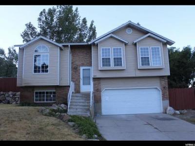 Ogden UT Single Family Home For Sale: $229,900