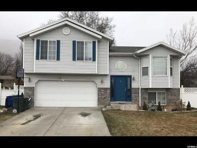 Ogden UT Single Family Home For Sale: $220,000