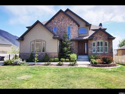 Cottonwood Heights UT Single Family Home For Sale: $715,000