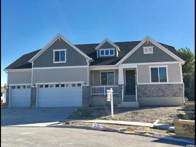 Lehi Single Family Home For Sale: 31 N Palomino Way W
