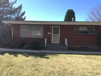 Holladay Single Family Home For Sale: 2270 E 4800 S #13