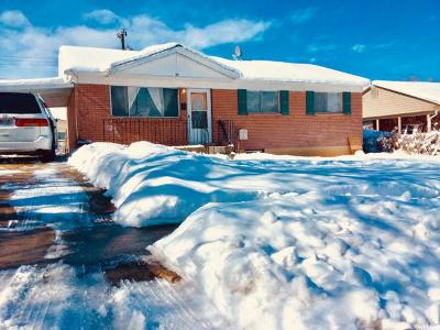 Tooele UT Single Family Home For Sale: $180,000