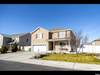 Lehi Single Family Home For Sale: 458 S 2970 W