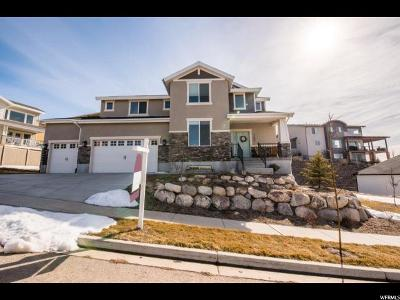Lehi Single Family Home For Sale: 5186 N Morning Dove Cir