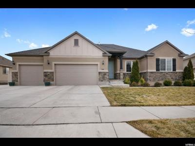 Lehi Single Family Home For Sale: 314 E Love Ln